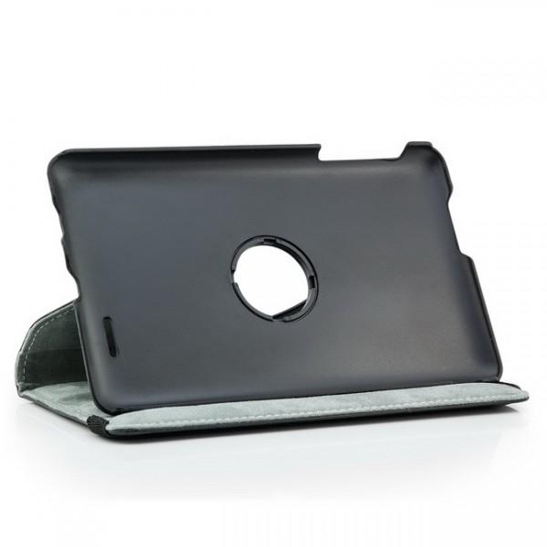 360° Tasche für Asus MeMo Pad 7 Schwarz