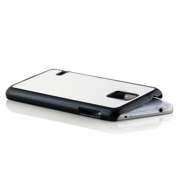 Business Back Cover für Samsung Galaxy S5 Weiß