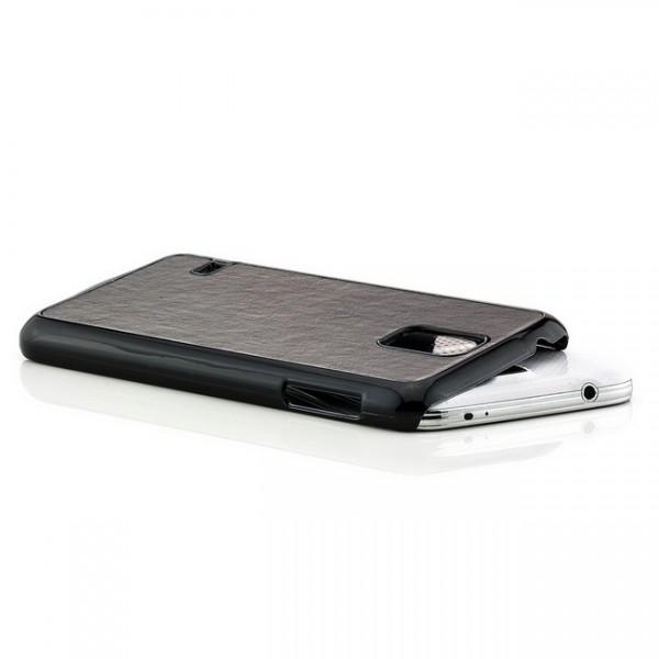 Business Back Cover für Samsung Galaxy S5 Schwarz