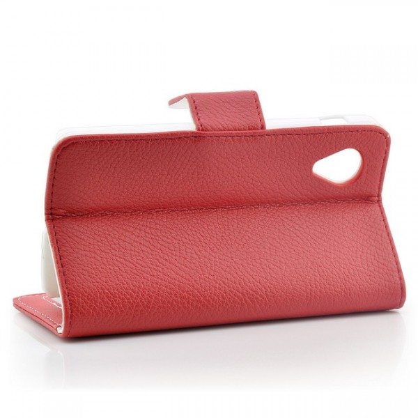Slim Schutzhülle für LG Electronics Google Nexus 5 Rot