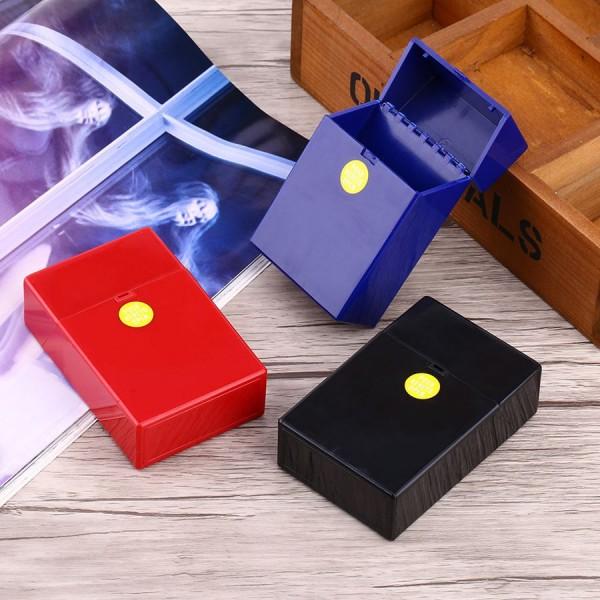 Zigarettenbox - Blau