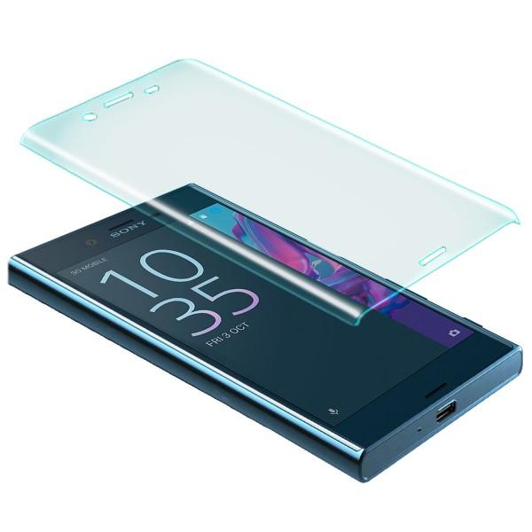 Curved Displayschutzglas für Sony Xperia XZ - Transparent