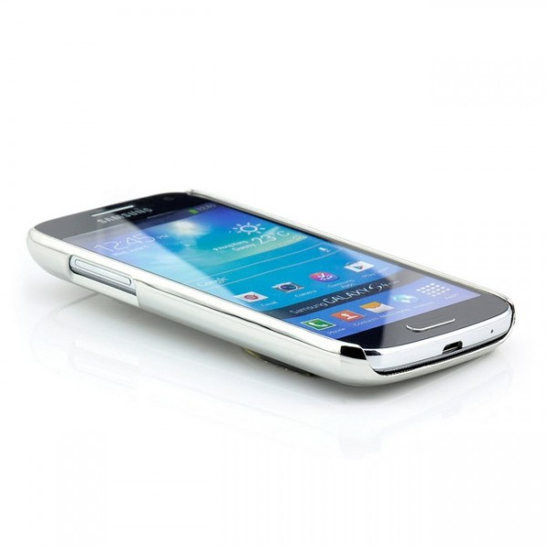 Love Wings Case für Samsung Galaxy S4 Mini Blau