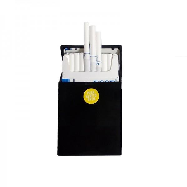 Zigarettenbox - Schwarz