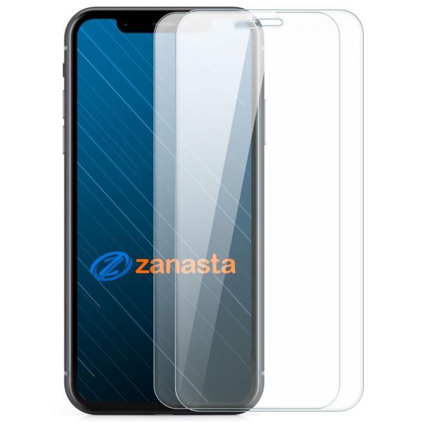 2x Displayschutzglas für Apple iPhone 11 Pro Max