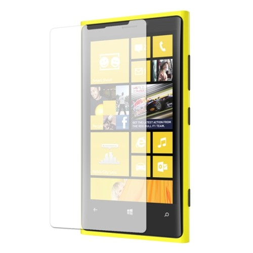 Displayschutzfolie klar für Nokia Lumia 920