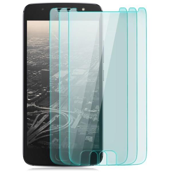 3x Displayschutzglas für Lenovo Motorola Moto G5S