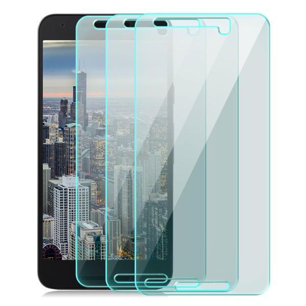 3x Displayschutzglas für LG Google Nexus 5X