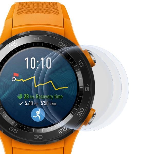 3x Displayschutzfolie für Huawei Watch 2 (2017)