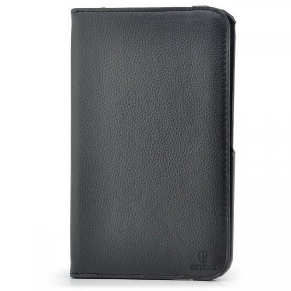 360° Armet Tasche für Samsung Galaxy Tab 3 8.0 Schwarz