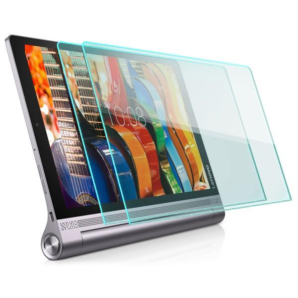 """2x Displayschutzglas für Lenovo Yoga Tab 3 (10"""")"""