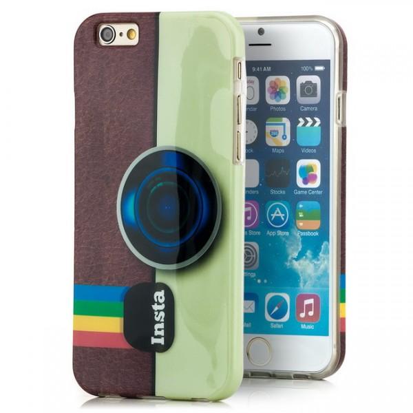 Insta Silikon Cover für Apple iPhone 6 (4,7)