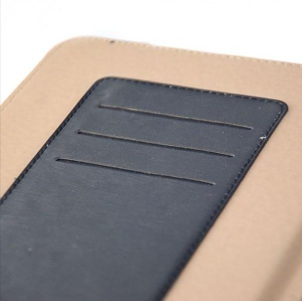 Diagonal Lines Case für Apple iPad Mini Schwarz