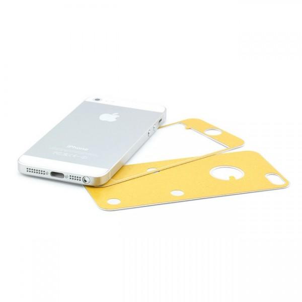 Aluminium Case für Apple iPhone 5 5S SE Silber