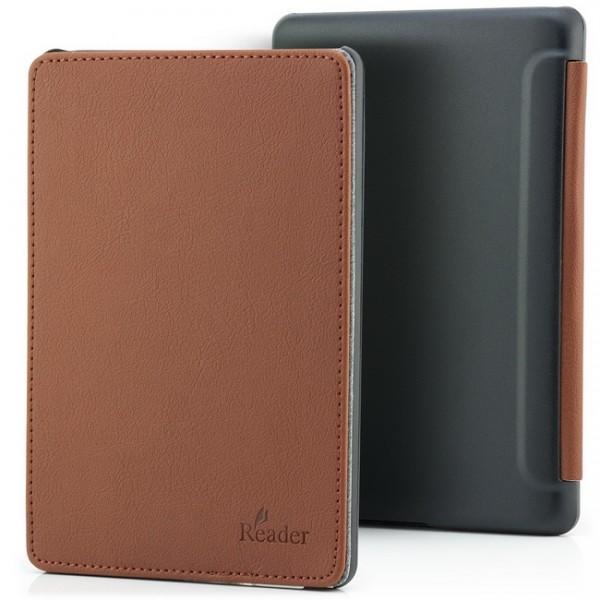 Slim Schutzhülle für Sony PRS-T3 E-Book Reader Braun