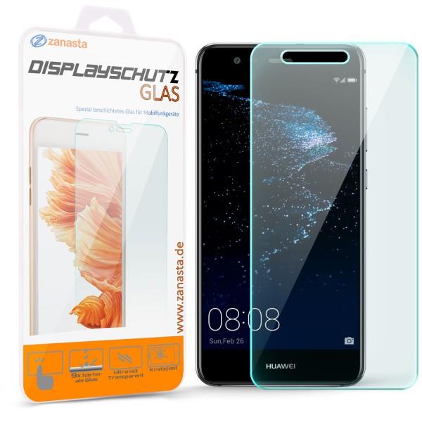 1x Displayschutzglas für Huawei P10 Lite