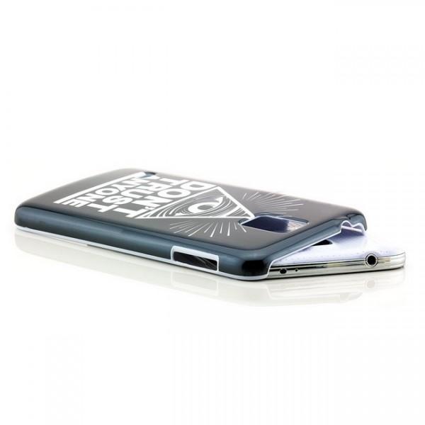 Don't Trust Anyone Back Cover für Samsung Galaxy S5