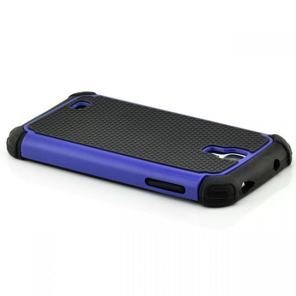 Outdoor Case für Samsung Galaxy S4 Blau
