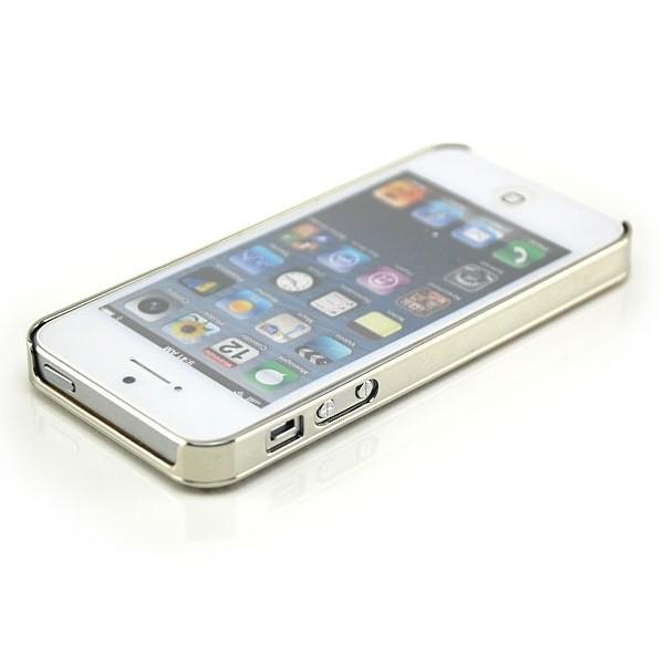 Strass Brushed Case für Apple iPhone 5 5S SE Pink