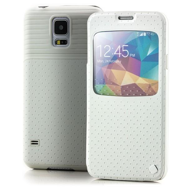 Baseus Finder Case für Samsung Galaxy S5 Weiß