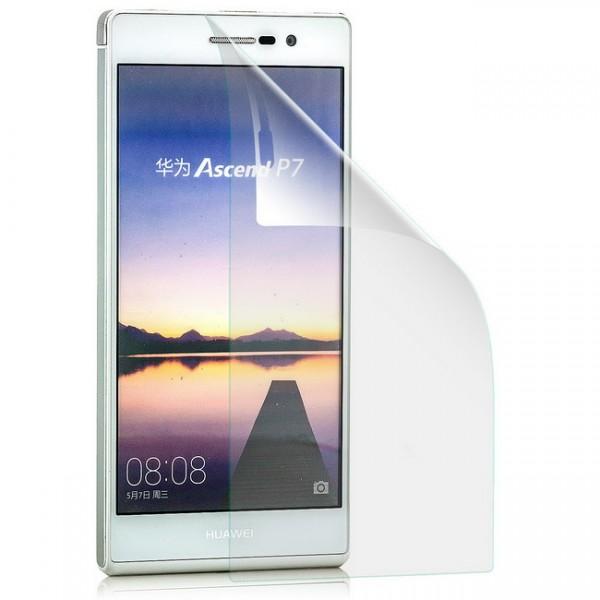 Displayschutzfolie matt für Huawei Ascend P7