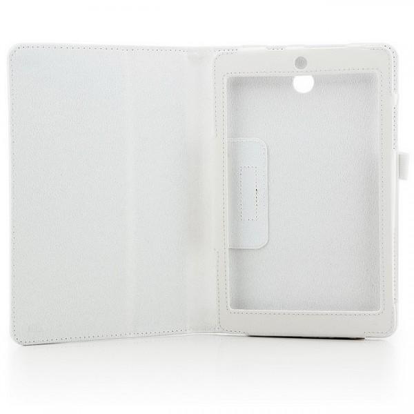 Slim Schutzhülle für Asus Memo Pad 8 ME180A Weiß