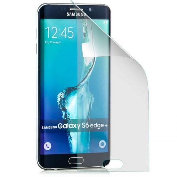 Displayschutzfolie klar für Samsung Galaxy S6 Edge Plus