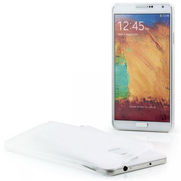 Ultra Slim Back Cover für Samsung Galaxy Note 3 Transparent