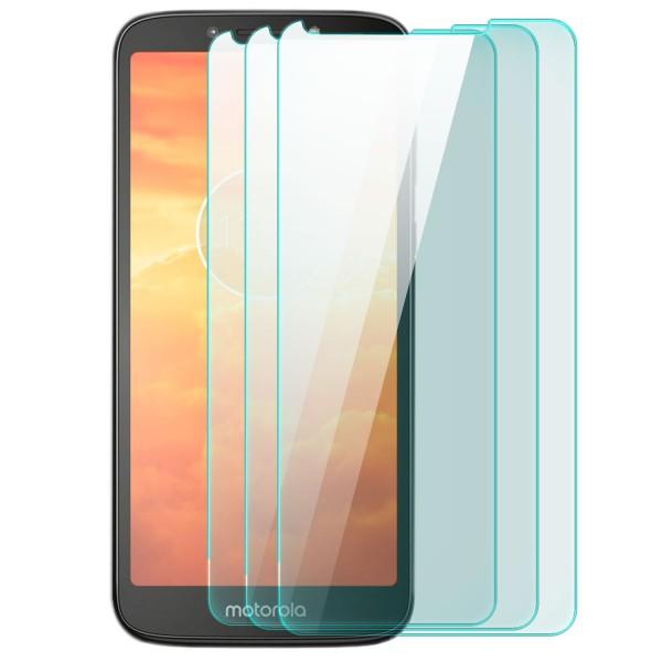 3x Displayschutzglas für Lenovo Moto E5 Play