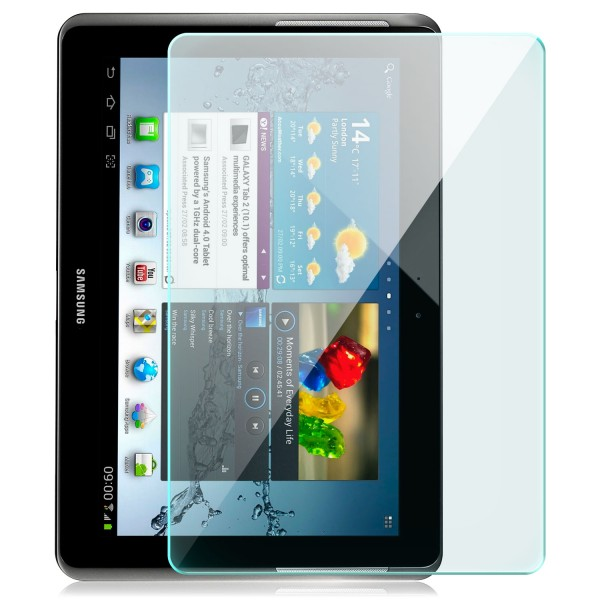 "Displayschutzglas für Samsung Galaxy Tab 2 (10,1"")"