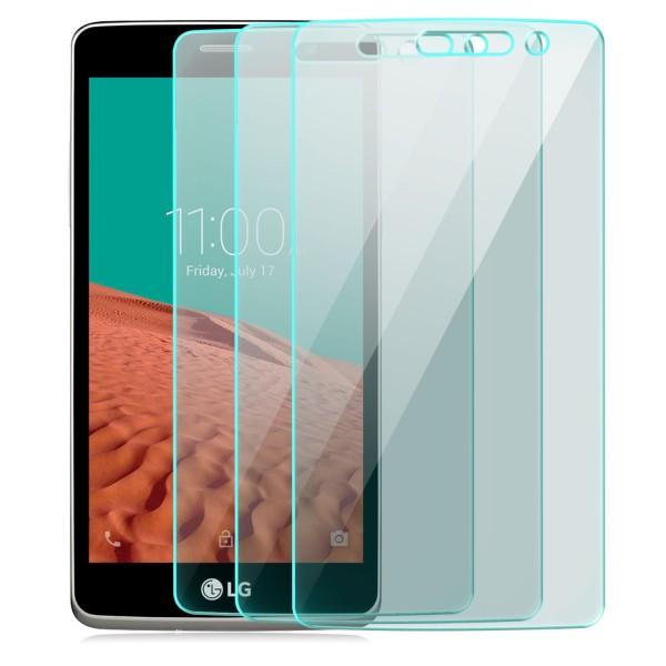 3x Displayschutzglas für LG Bello 2