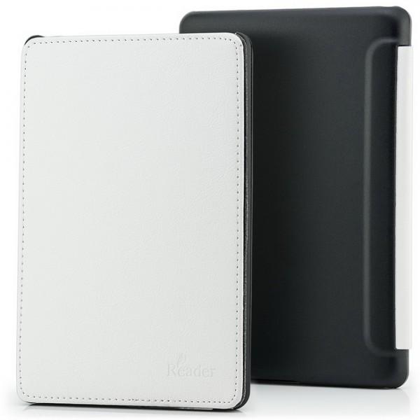 Slim Schutzhülle für Sony PRS-T3 E-Book Reader Weiß