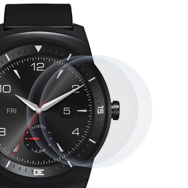 2x Displayschutzfolie für LG Watch (W100)