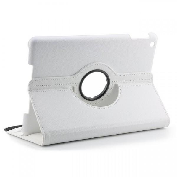 360° Tasche für Apple iPad Air Weiß