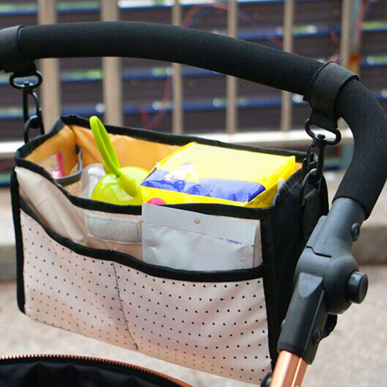 buggy organizer kinderwagen wickel tasche flaschenhalter getr nkeflasche baby ebay. Black Bedroom Furniture Sets. Home Design Ideas